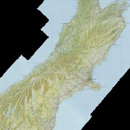 Nztopomaps Com New Zealand Topographic Map Online
