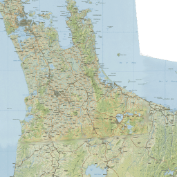 Nztopo Maps New Zealand Topographic Maps Mobile